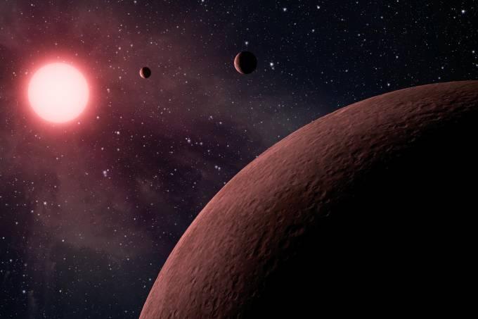 NASA: telescópio Kepler