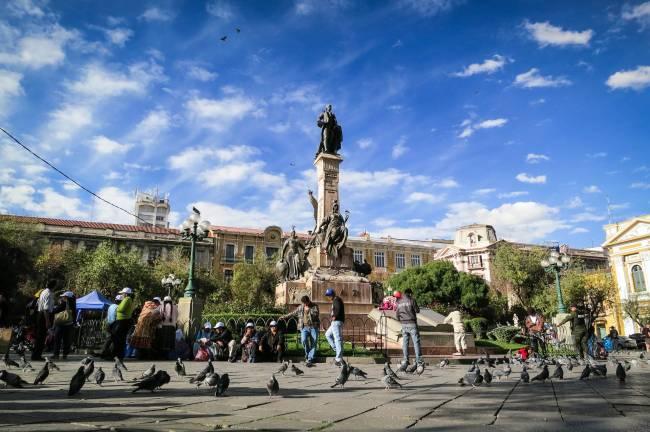 Lugares baratos para passar as férias de julho: La Paz, Bolívia
