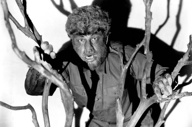 Lon Chaney Jr. em 'O Lobisomem' (1941)