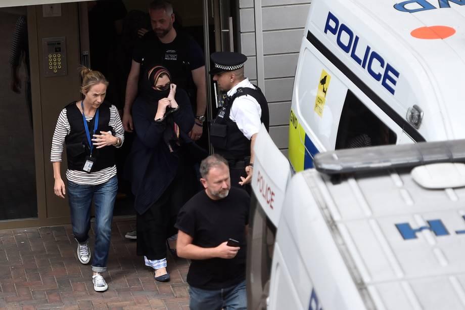 Polícia de Londres prende 12 pessoas suspeitas após ataque terrorista - 04/06/2017