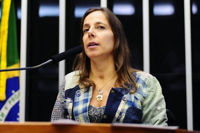 Mara Gabrilli: duas conversas com Valério na cela