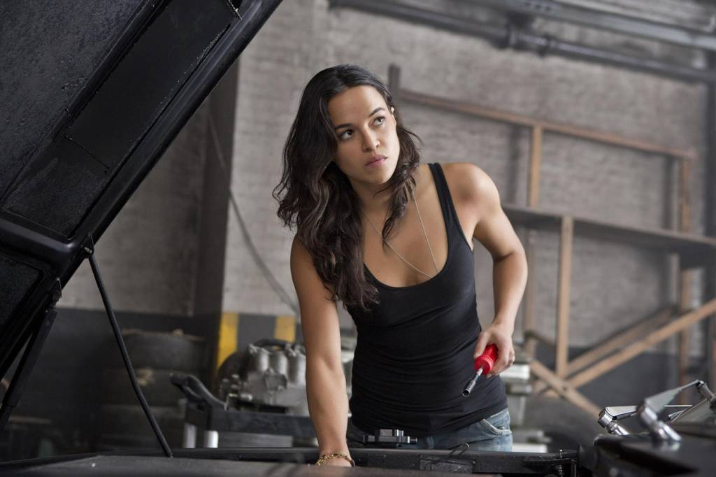 Michelle Rodriguez ameaça deixar 'Velozes e Furiosos' | VEJA