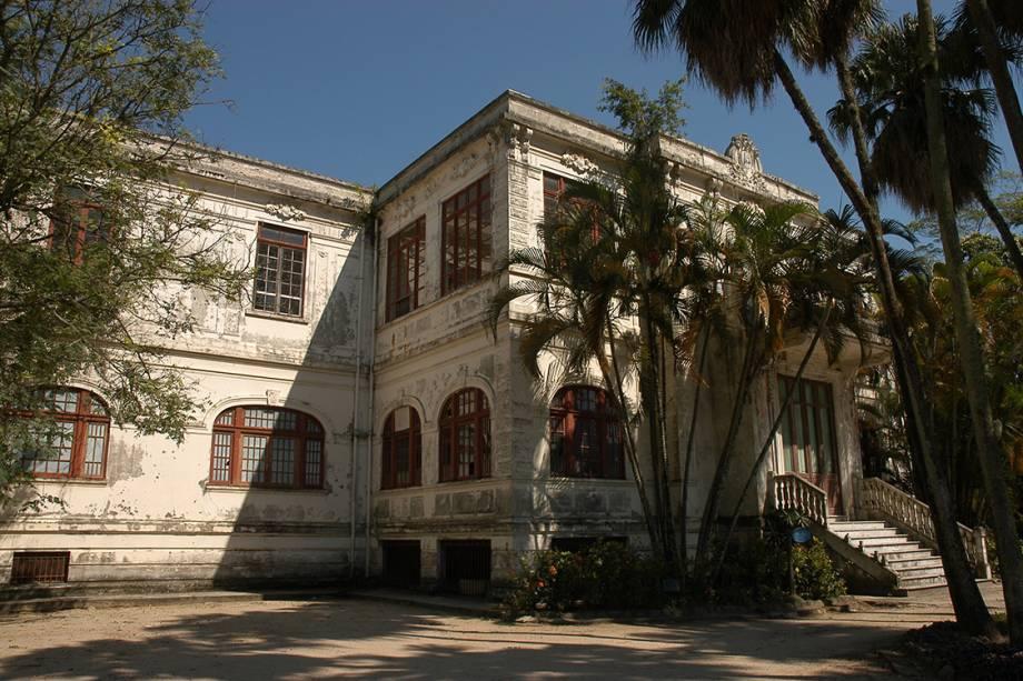 Museu do Meio Ambiente, no Jardim Botânico