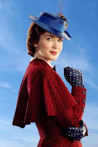 """Pôster do filme """"A Volta de Mary Poppins"""""""