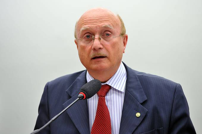 Osmar Serraglio PMDB/PR