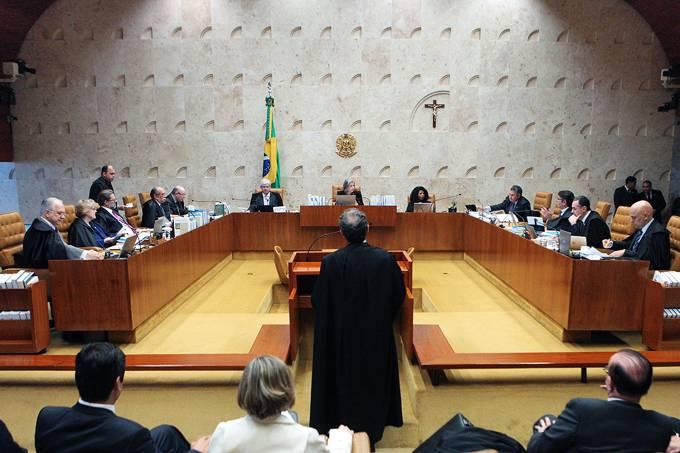 STF em Brasília – 29/06/2017