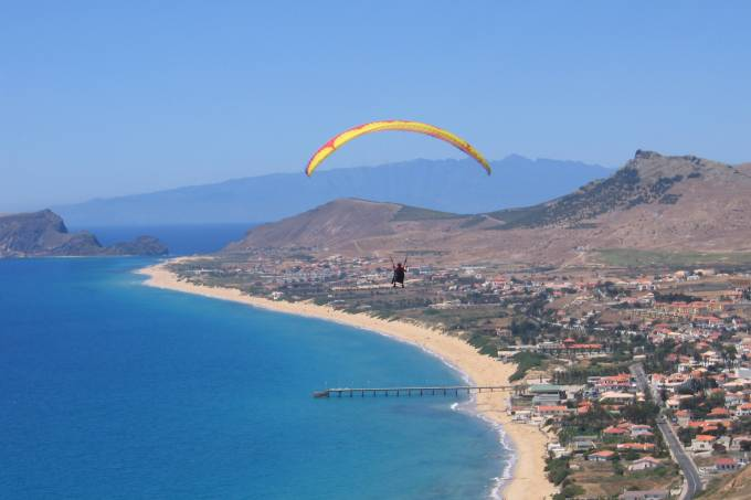 Porto Santo – Credito Turismo da Madeira