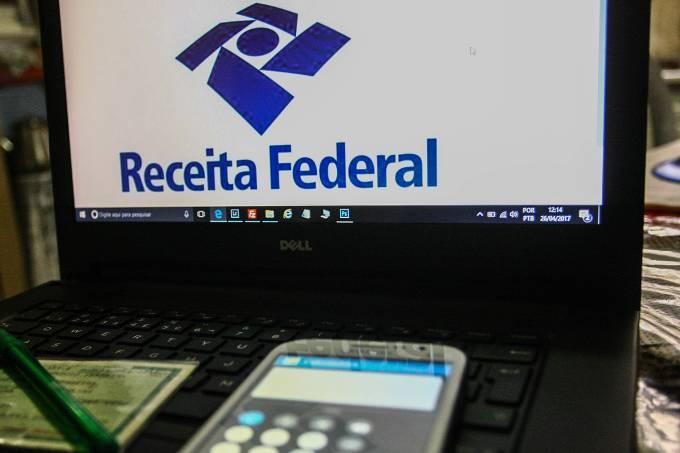 Declaração de imposto de renda – IR 2018 – Receita Federal