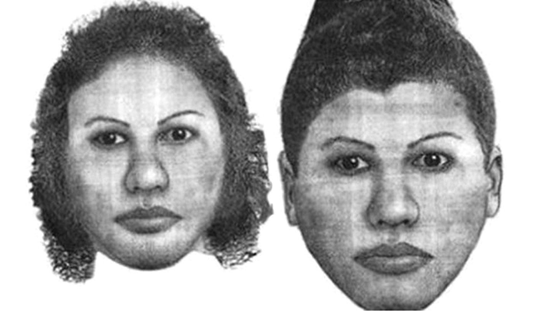 EQUÍVOCO EM PRETO E BRANCO – O retrato falado circulou no Facebook como se fosse da sequestradora de crianças: Fabiane foi confundida com a mulher do desenho