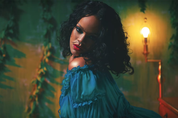 Wild Thoughts, de Rihanna com DJ Khaled e Bryson Tiller