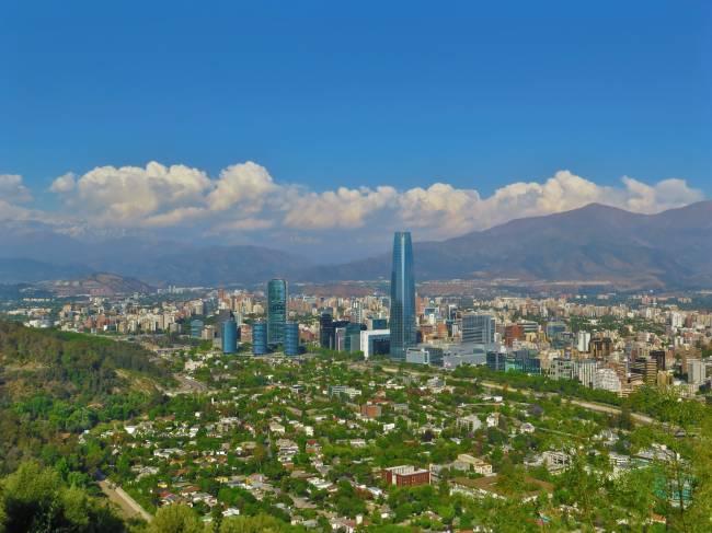 Lugares baratos para passar as férias de julho: Santiago, Chile