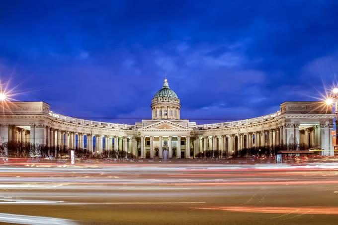 Catedral Kazan, São Petersburgo