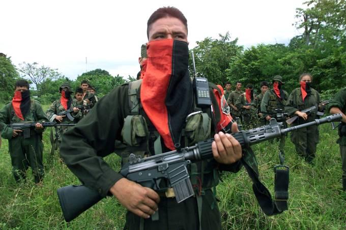 Exército de Libertação Nacional da Colômbia