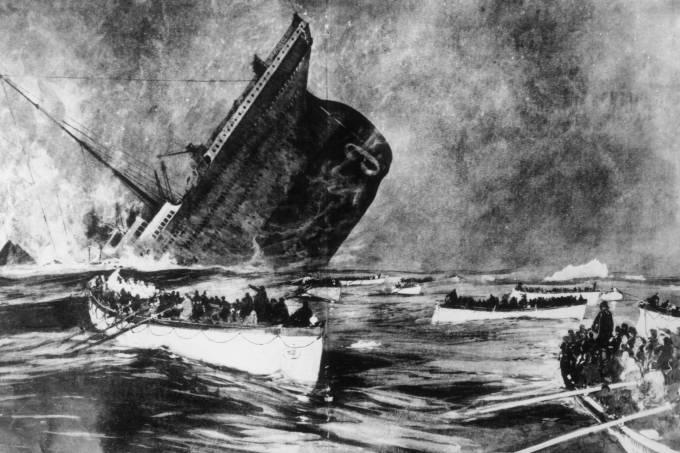 Naufrágio do Titanic