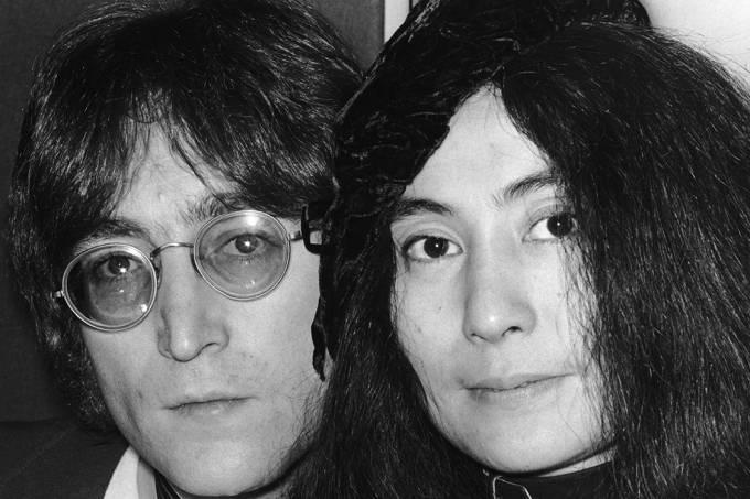 John Lennon e Yoko Ono, 1971