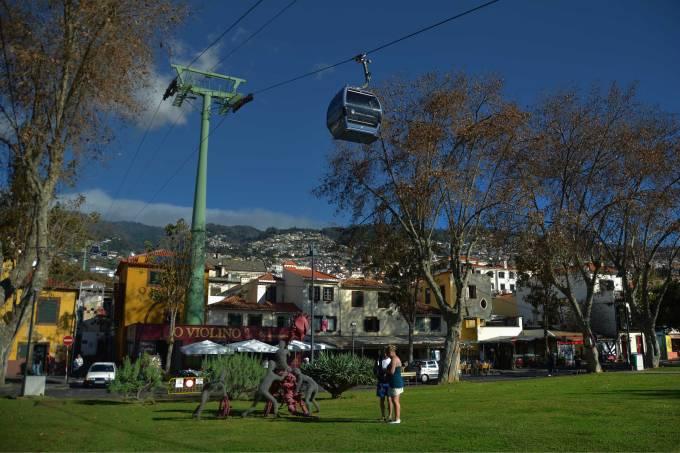Zona velha de Funchal – Credito Turismo da Madeira