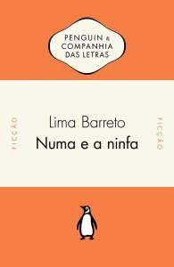 Livro 'Numa e Ninfa', de Lima Barreto