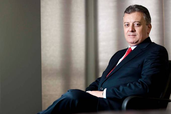Ex-presidente da Petrobras Aldemir Bendine – 22/02/2010
