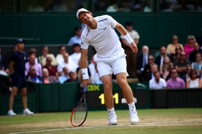 Wimbledon 2017 – Andy Murray