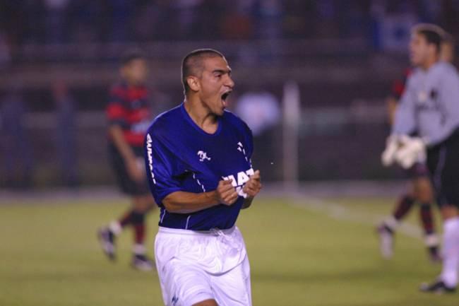 Aristizábal, jogador do Cruzeiro