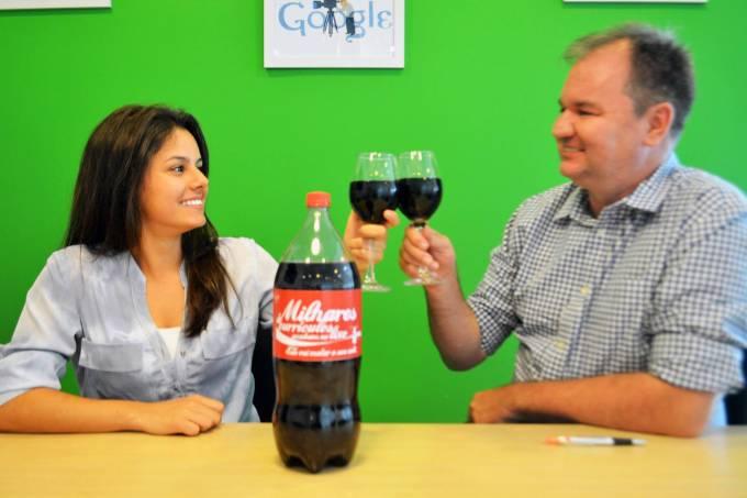 Beatriz Carmona é contratada pela Coca-Cola