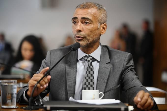 Senador Romário (PSB-RJ)