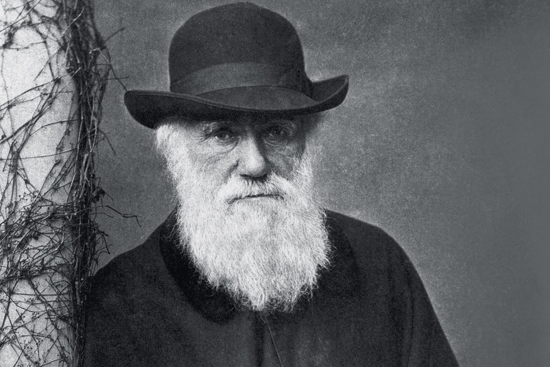 CHARLES DARWIN (1809-1882), naturalista inglês, celebrizado por ter elaborado a teoria da evolução das espécies