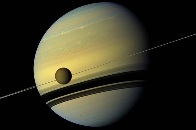 Titã Saturno
