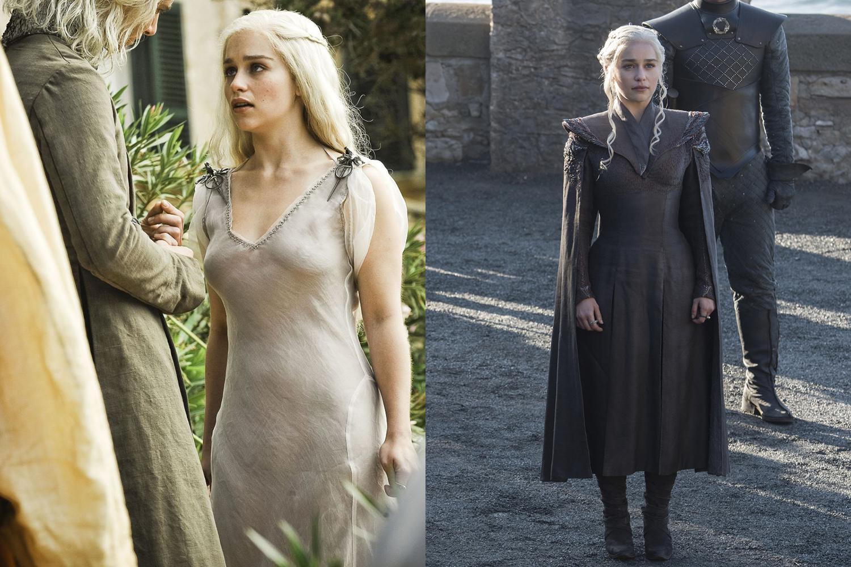 Figurino de Daenerys