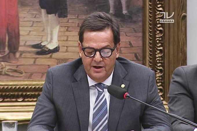O deputado Sérgio Zveiter (PMDB-RJ), relator da CCj