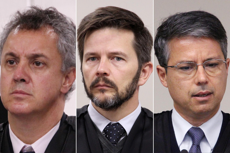 Juízes do TRF4 que podem condenar Lula