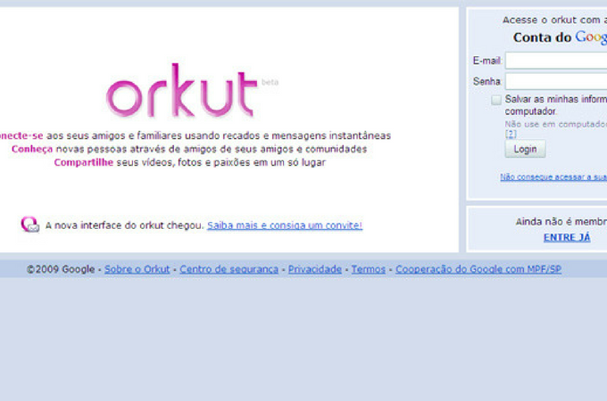 Orkut.li – Orkut voltou?