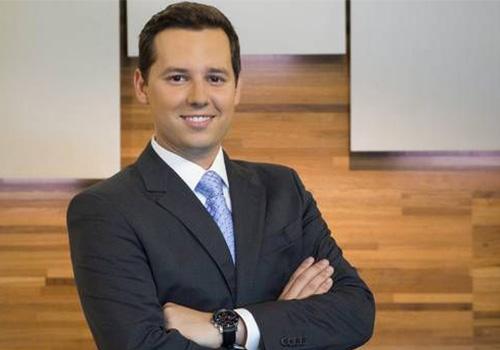 Substituto de Evaristo Costa será o jornalista Dony de Nuccio