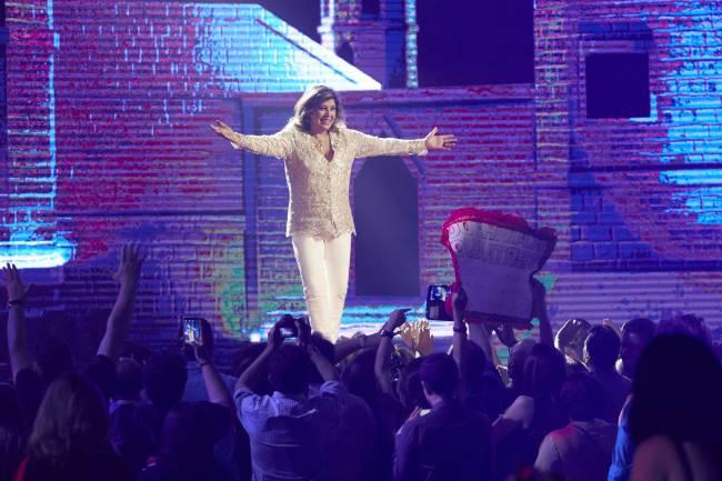 """Roberta Miranda no DVD """"Os Tempos Mudaram"""""""