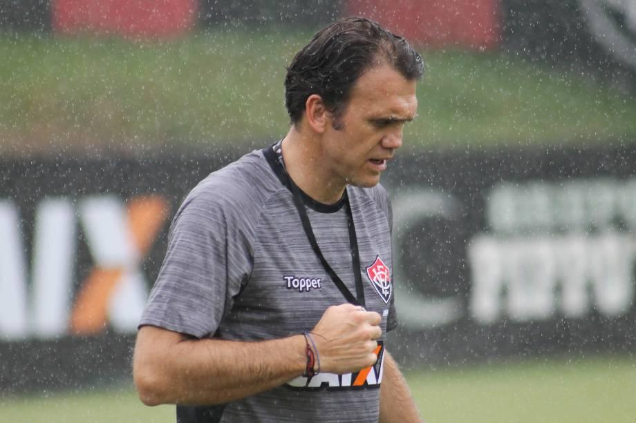 Petkovic como treinador do Vitória da Bahia