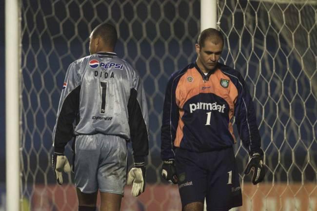 Dida e Marcos - Libertadores 2000