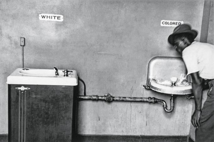 EUA-SEGREGAÇAO-RACIAL