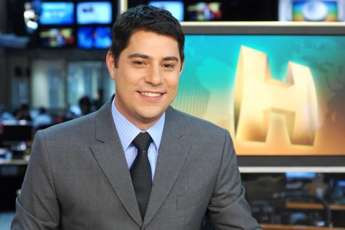 Evaristo Costa sai da Globo