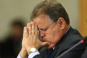 Geddel Vieira Lima, ex-ministro de Michel Temer preso