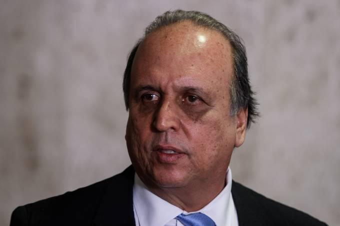 Governador RJ Luiz Fernando Pezão