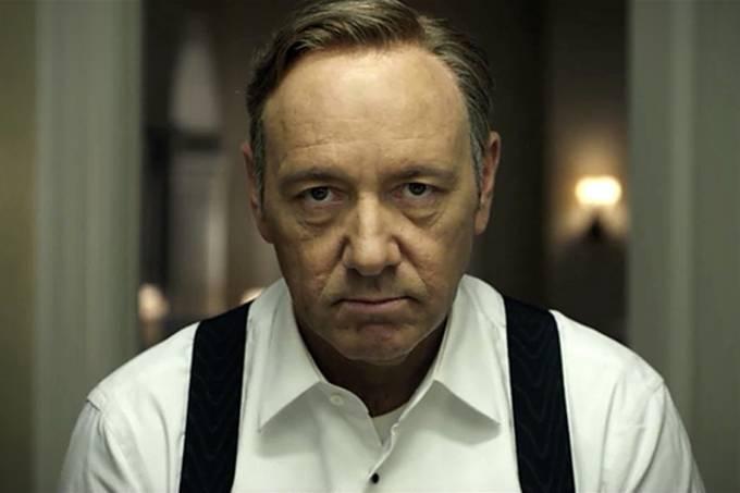 Frank Underwood (Kevin Spacey)