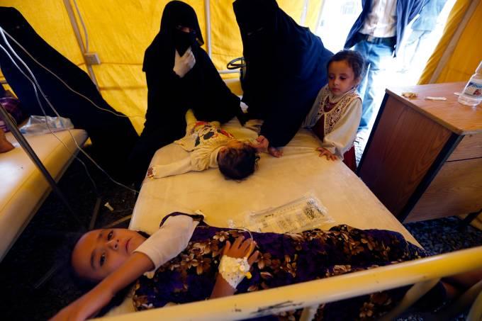 ONU afirma que Iêmen sofre maior crise humanitária do mundo