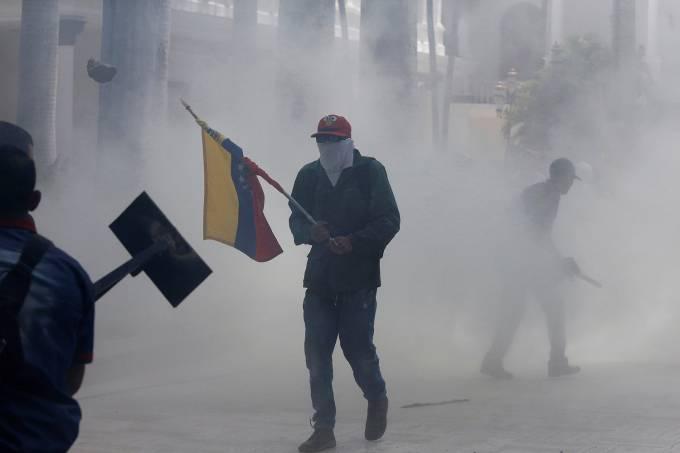 Parlamento da Venezuela – 05/07/2017
