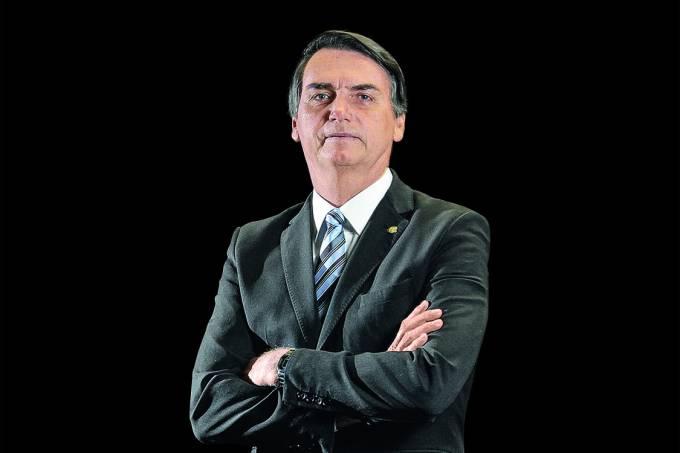 O deputado federal Jair Bolsonaro (PSC)