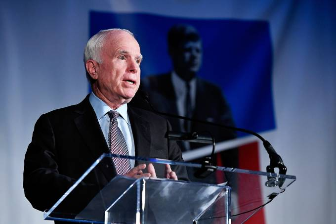 O senador americano John McCain