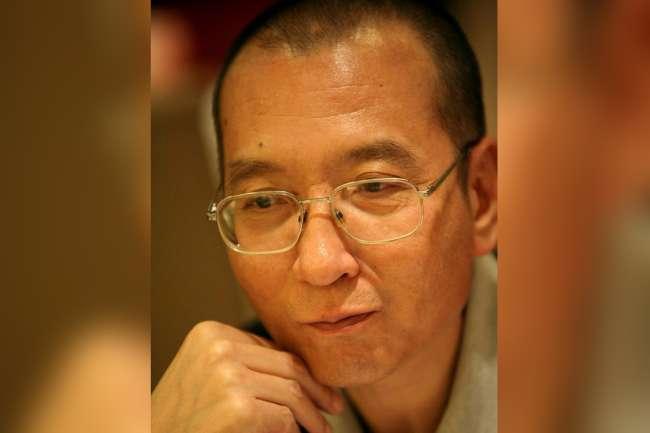 Foto de dissidente chinês Liu Xiaobo, divulgada pela sua família