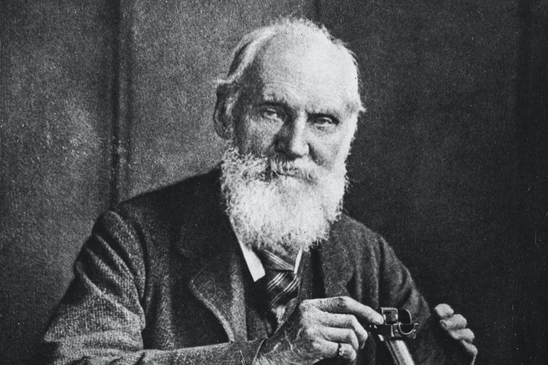 LORDE KELVIN (1824-1907), físico e matemático irlandês, conhecido pela criação da escala Kelvin, de medição de temperatura