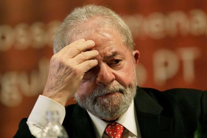 Ex-presidente Luiz Inacio Lula da Silva