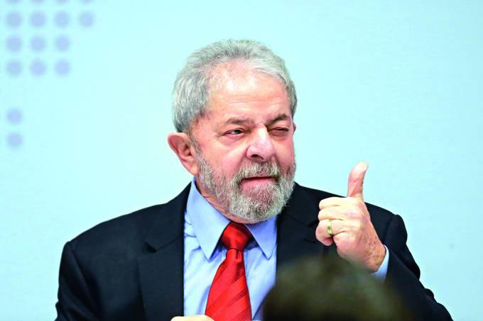 COFRINHO CHEIO – O teto para o bloqueio das contas de Lula é de 10 milhões de reais — 9,6 milhões já apareceram
