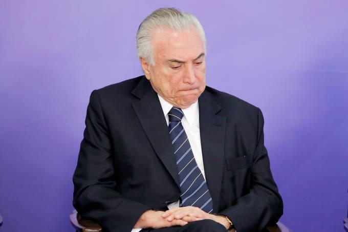 BRAZIL-POLITICS-TEMER